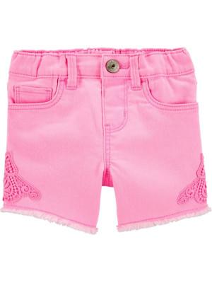 Oshkosh Pantaloni scurți Roz denim