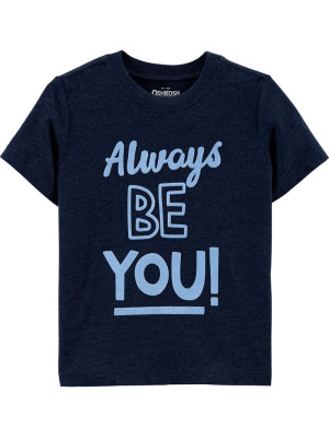 "Oshkosh Tricou ""Always Be You"""