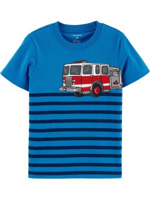 Carter's Tricou Masina de pompieri
