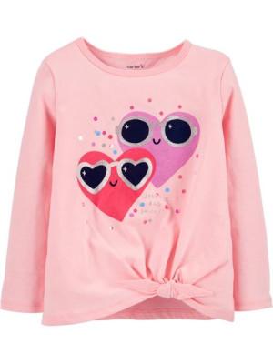 Carter's Bluză cu inimioare