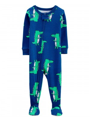Carter's Pijama Crocodil