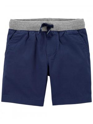 Carter's Pantaloni scurti cargo bleumarin