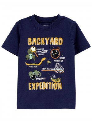Carter's Tricou Expeditie