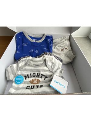 Carter's Set Cadou bebe baieti - marime 12 luni