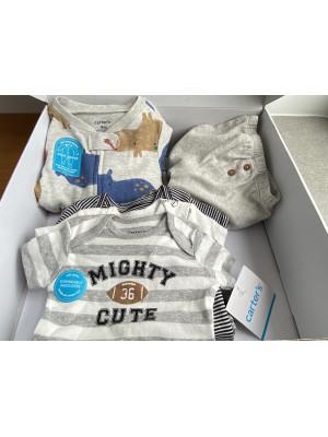 Carter's Set Cadou bebe baieti - marime 0 luni