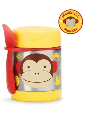 Skip Hop Recipient pentru mancare Zoo - Maimutica