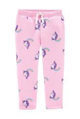 Oshkosh Pantaloni de trening cu Unicorn