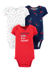 Carter's Set 3 piese body Cirese