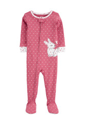 Carter's Pijama cu fermoar Iepuras