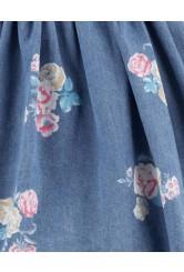OshKosh Salopeta tip rochita Flori