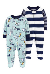 Carter's Set 2 pijamale Catei
