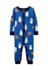 Carter's Pijama cu capse Fursec
