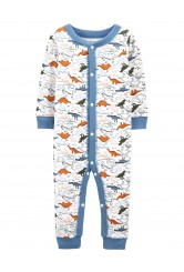 Carter's Pijama cu capse Dinozaur