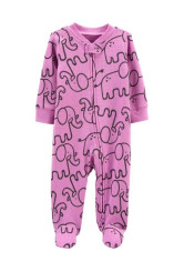 Carter's Pijama cu fermoar reversibil Elefant