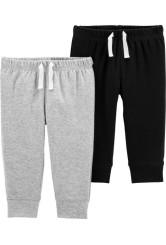 Carter's Set 2 piese pantaloni uni
