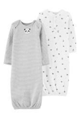 Carter's Set 2 piese sac de dormit Panda