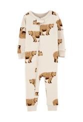 Carter's Pijama cu fermoar Ursi