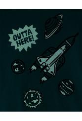 Oshkosh Tricou Nava spatiala