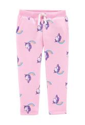 Oshkosh Pantaloni cu Unicorn