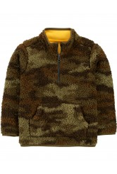 Carter's Hanorac de plus Camuflaj