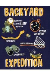 Carter's Tricou Expeditie