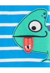 Carter's Pijama cu fermoar Iguana
