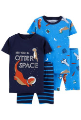 Carter's Set 2 pijamale Spatiu