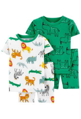 Carter's Set 2 pijamale Safari