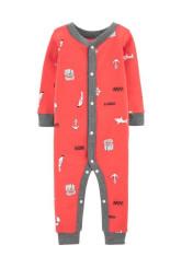 Carter's Pijama cu capse Ancore