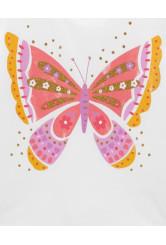 Carter's Tricou Fluture