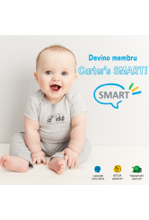 Program de beneficii pe baza de abonament Carter's SMART