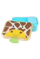 Skip Hop Kit pentru pranz Zoo – Girafa