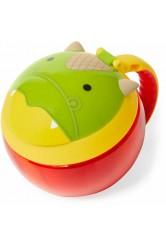 Skip Hop Cana pentru gustari Zoo - Dragon