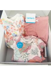 Carter's Set Cadou bebe fete - marime 3 luni
