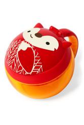 Skip Hop Cana pentru gustari Zoo - Vulpe