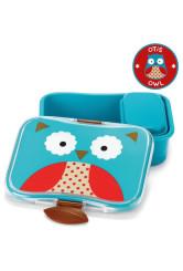 Skip Hop Kit pentru pranz Zoo - Bufnita