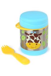 Skip Hop Recipient pentru mancare Zoo – Girafa