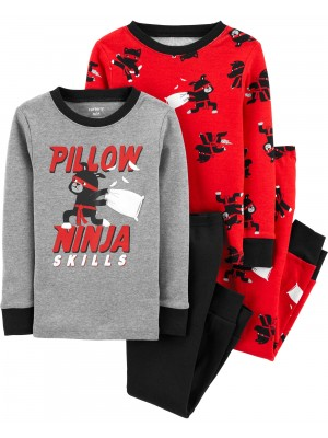 Carter's Set 2 pijamale Ninja