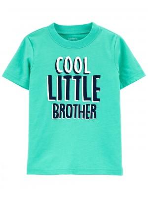 Carter's Tricou Frate mai mic cool