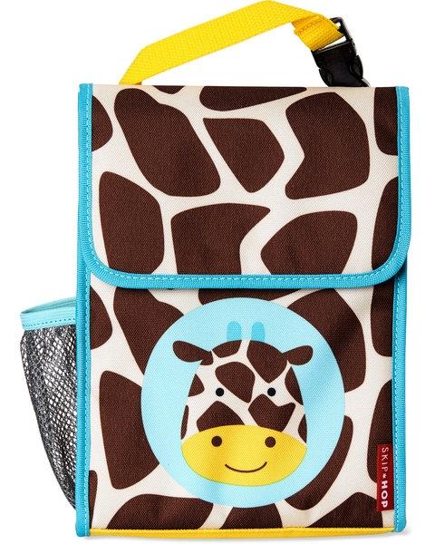 Skip Hop Saculet pentru pranz Zoo - Girafa imagine