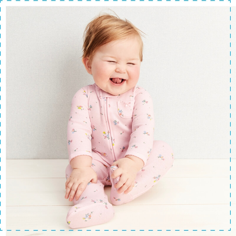 Pijamale bebe carters